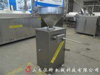 灌肠尺寸可调的气动定量扭结灌肠机
