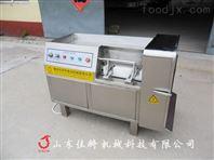 上海全自动腊肉切丁机