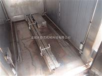 SYC-100a多功能烟熏炉三文鱼低温熏制设备