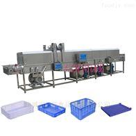 YT—1000新型塑料筐清洗机