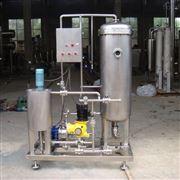 小型立式精酿啤酒过滤机