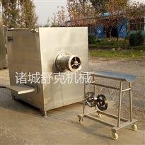 SJR-D130工业用冻肉绞肉机电动商用