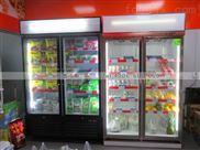 河南四门冰柜展示柜大概要多少钱