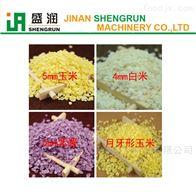 TSE65-lll雪花片面包糠生产线 油炸专用糠加工设备