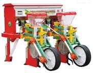 六连杆两行悬浮式玉米施肥播种机
