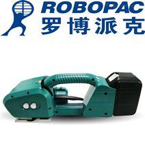 百色手提式塑钢带打包机PET带捆扎机效率高