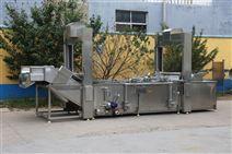 全自动蔬果提升预煮机