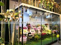 深圳专业设计鲜花保鲜库厂家上门施工