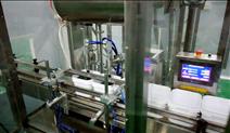 蚝油灌装机  调味品 液体膏体灌装生产线