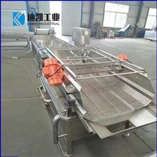定制厂家供应气浪式清洗流水线