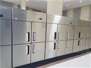 郑州哪里卖商用立式四门六门冰柜 冷冻柜