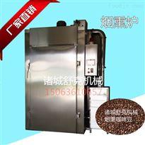 SYX-100全自动蒜蓉肠加工烟熏炉蒸制流水线