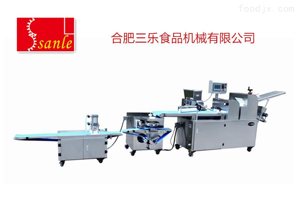 自动绿豆饼生产设备