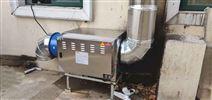 退火炉油烟净化器达到大气排放标准
