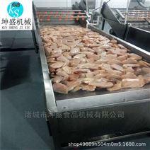刀魚解凍清洗機 海產品解凍設備廠家直銷