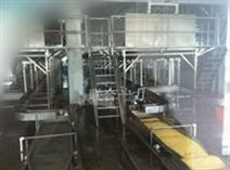 20吨大豆自动浸泡系统