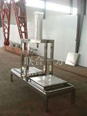 气动式豆干压机
