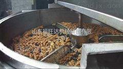 300 800 1000 1500電加熱攪拌油炸鍋