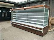周口立式商用水果保鲜柜 水果展示柜冷柜