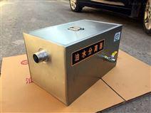 济南餐饮污水隔油器效果作用大餐饮福音