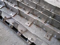 节距50.8毫米不锈钢双节距链条价格