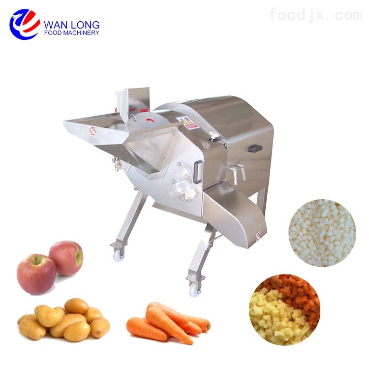 大型多功能高效蔬菜切丁机设备