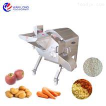 大型多功能高效蔬菜切丁機設備