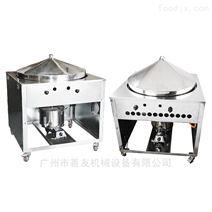 小型电带动锅巴馒头馍馍机