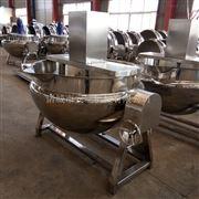 300L梨膏熬制攪拌夾層鍋