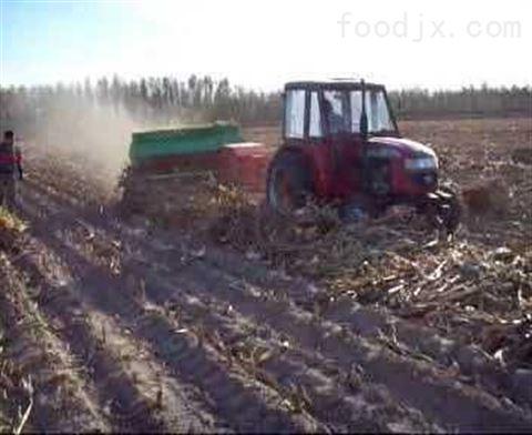 9YQ-1300型麦草打捆机