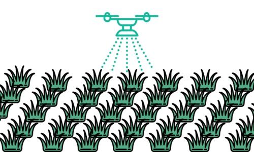无人机为农业生产带来巨大的经济和社会效益