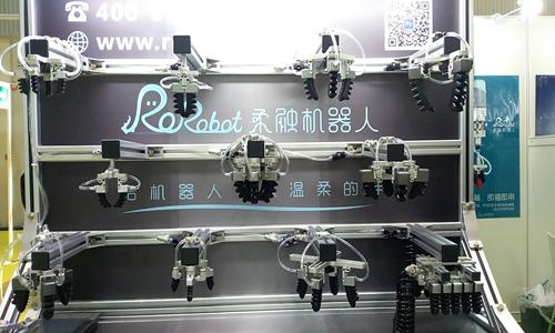 """""""机器换人""""风口下 人工智能产品应用行业日趋广泛"""