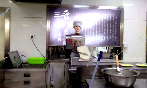 食品工业机器人得到广泛应用 为企业带来竞争优势