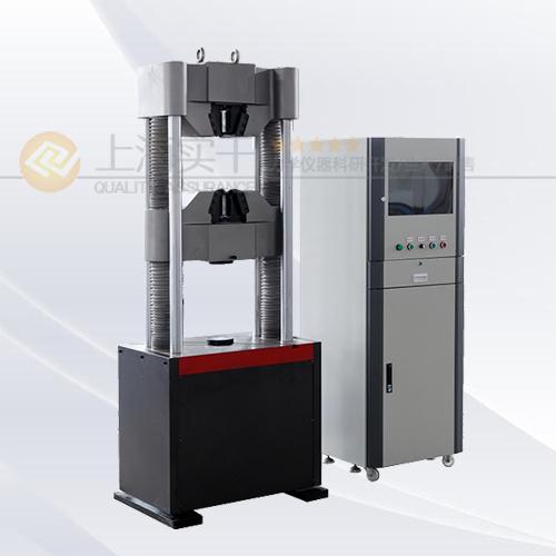 铁棒电液伺服拉力试验机图片