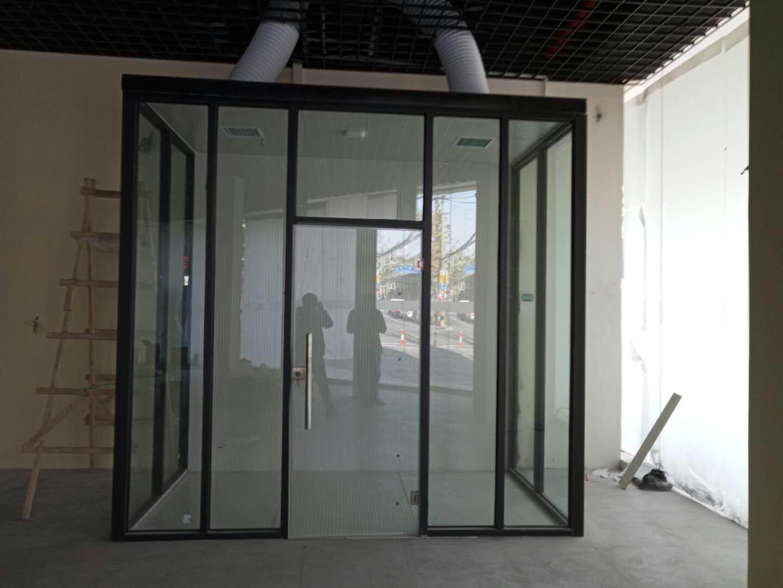 小型玻璃冷库