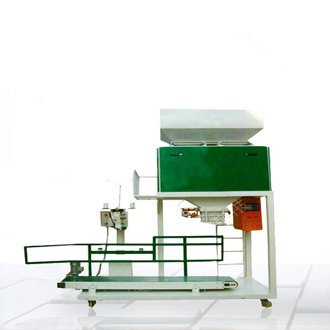 大豆颗粒称重包装机