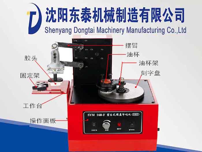 生产日期油墨打码机