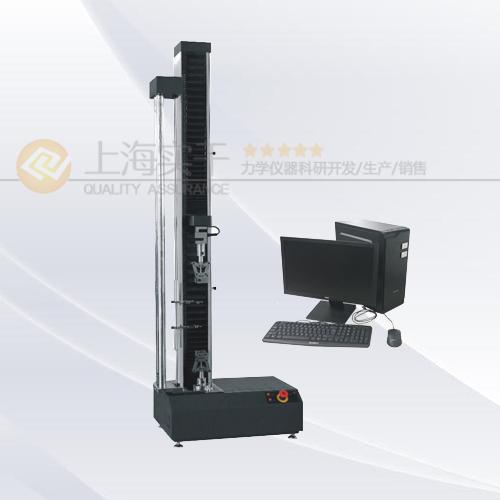 电脑显示单柱拉力测量仪图片