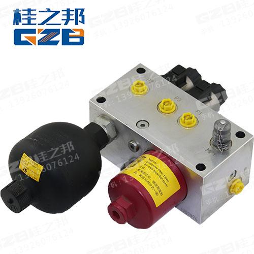 柳工906d挖机03363327油源控制先导阀组件图片