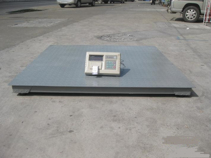 电子平台秤结构坚固可选打印功能报警功能