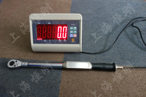 SGSX非标改制数显式扭力检测扳手