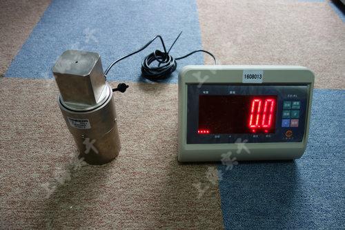 圆柱形数显压力测力仪