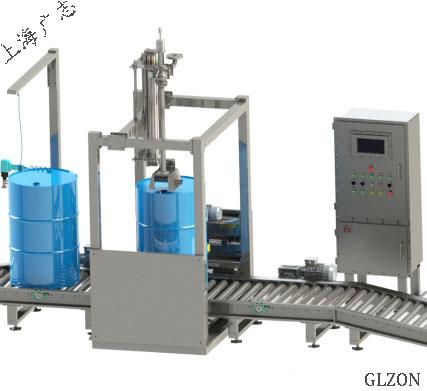 自动灌装机全气动桶装