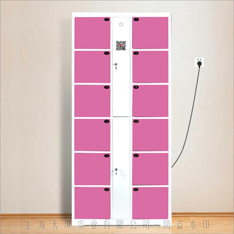 电子储物柜实拍图